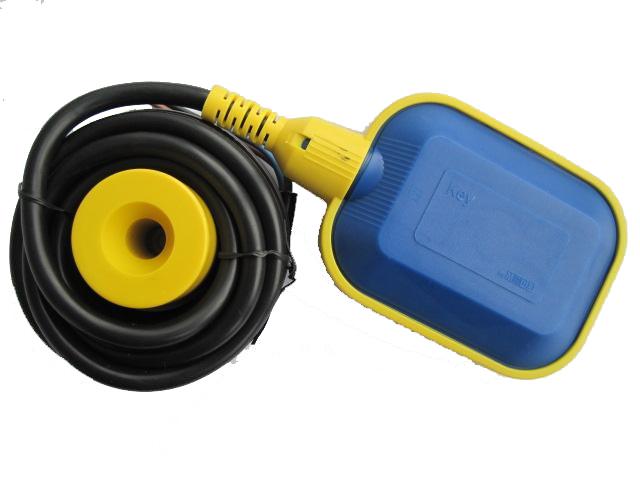 三相电动机带浮球开关接线图